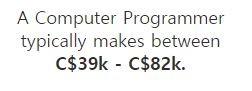 컴퓨터 프로그래머 평균 연봉범위.JPG