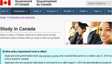 캐나다학생비자 스스로 신청의 모든 것