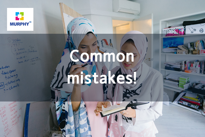 아이엘츠시험 라이팅에서 자주하는 실수는?