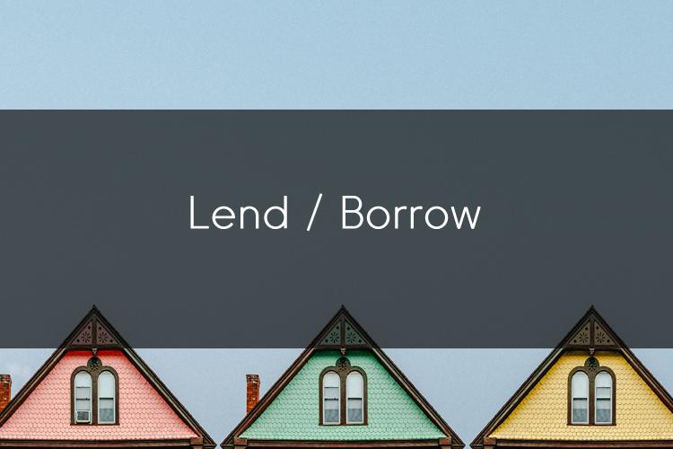 머피의 오늘의 문법! Lend 그리고 Borrow