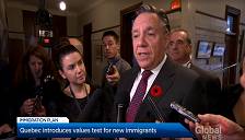퀘벡 주정부 새로운 이민자에 관한 가치 시험 시행 등 이민 규정 변경