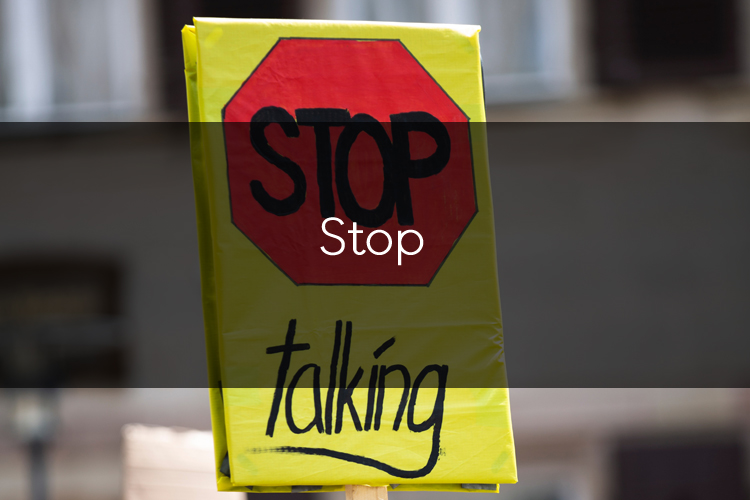 머피의 오늘의 문법! Stop to +V 그리고 Stop + ing