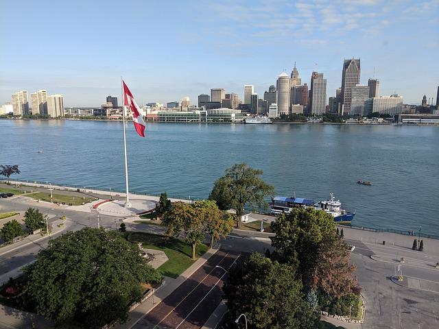 [캐나다유학/이민] 내년에도 주목해야 할 도시! - Windsor, ON