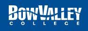 [캐나다유학] 보우밸리 컬리지 2021년 1월 지원 가능 프로그램 업데이트
